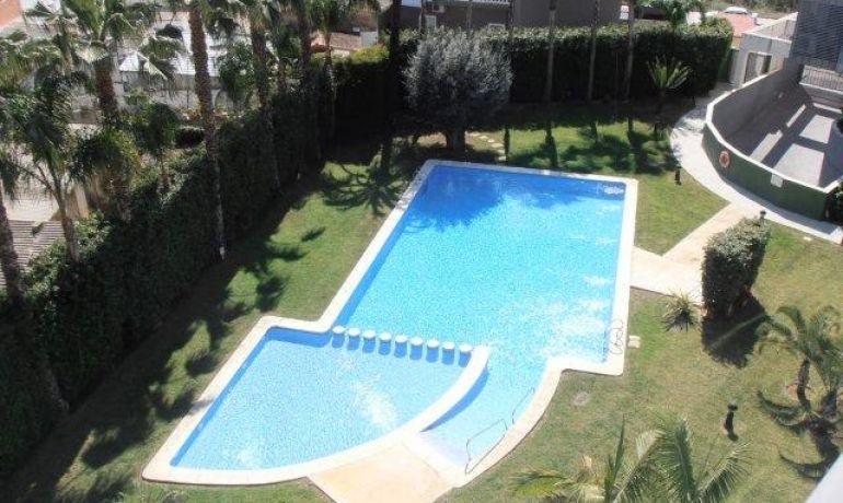 Charming duplex in DENIA – Costa blanca