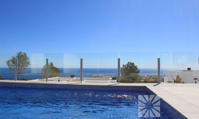 Marvellous villa in Cumbre del Sol- Costa Blanca