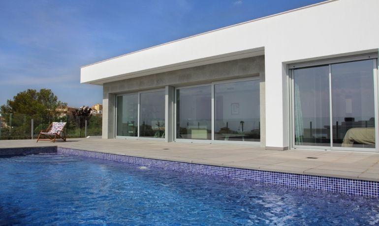 Fantastic villa in a VIP area of Cumbre del Sol – Costa Blanca
