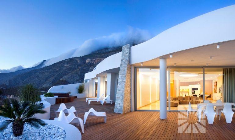 Breathtaking luxury flats in ALTEA – Costa Blanca