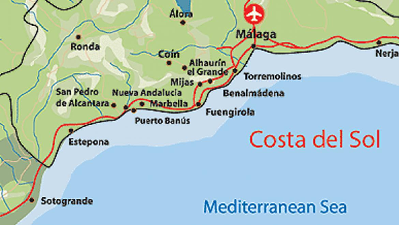 Prices in the Costa del Sol