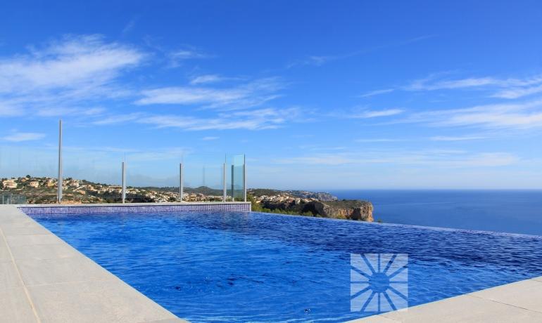 Fantastic brand new villas in Cumbre del Sol – Costa Blanca