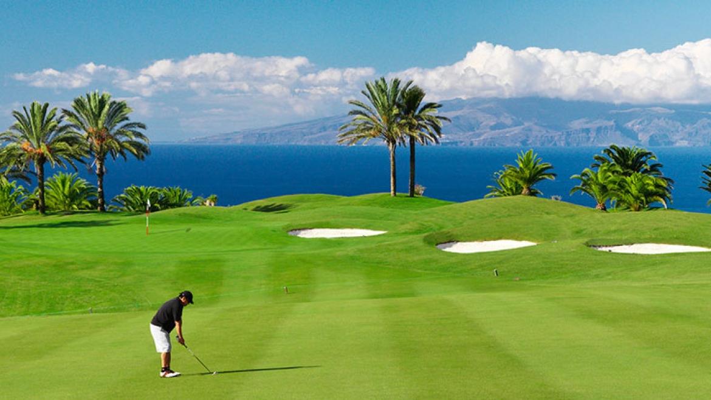 Spain, Europe's leading golf destination